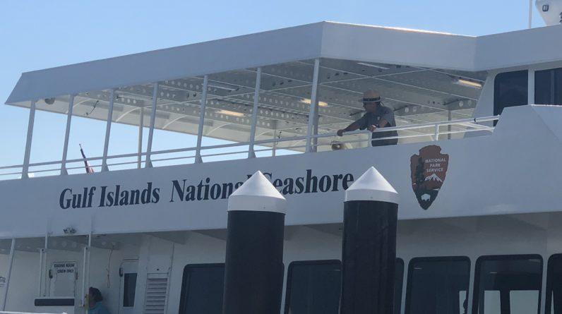 Pensacola Ferry Service 3